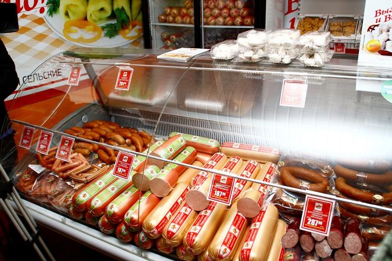 Омские продукты, магазин в Омске (Гагарина, 2) Отзывы